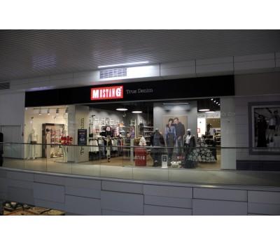 Магазин Mustang